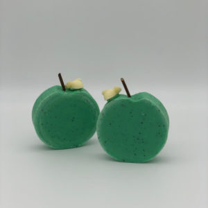 DirtyGirlSoap Apfel Seife kaufen flensburg Lokal palmölfrei vegan handgemachte Seife